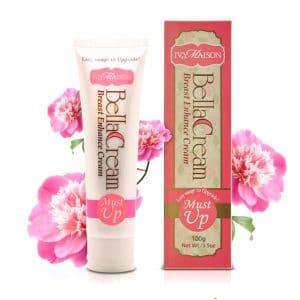 Crème raffermissante pour la poitrine bella crème 100g
