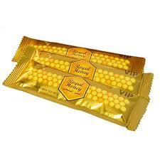 5 sticks de VIP Honey 20g